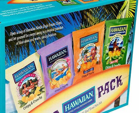 Hawaiian Kettle Chips-1.5oz【10 bag】