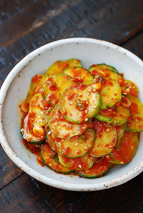 Spicy Cucumber Side Dish【1lb】