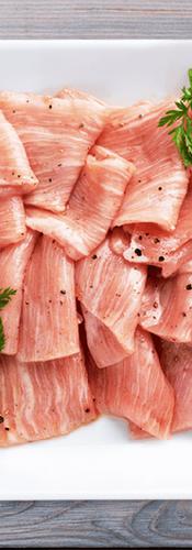 Marinate Pork Cheek