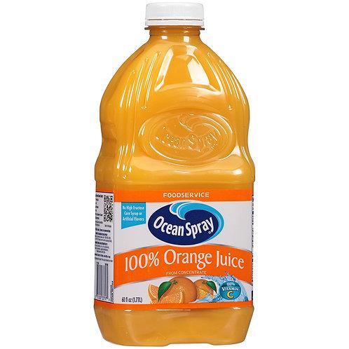 Ocean Spray, 100% Orange Juice 60fl/oz【1】
