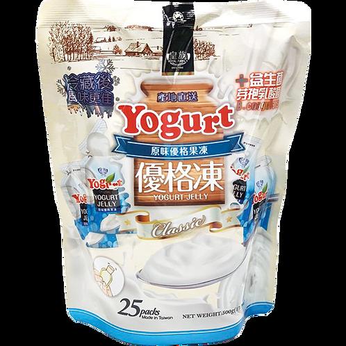 Orginal Yogurt Fruit Jelly-17.oz【3bag】
