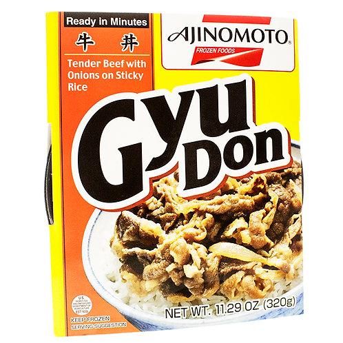 Ajino Bowl Gyudon Beef W/Oonion【11.29oz】
