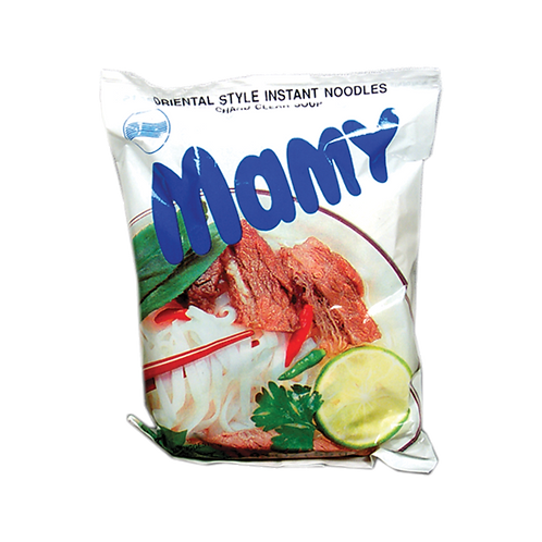 Mamy Pho Clear Soup Noodle【1case-30pk】