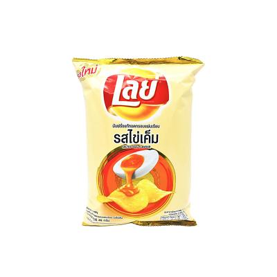 Bulk Lays Salted Egg Chips-1.62oz【6】