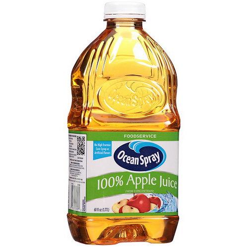 100% Apple Juice-60oz【1】