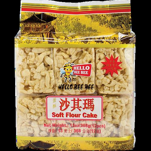 Soft Flour Cake-13oz【2bag】