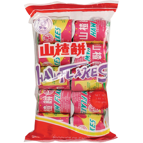 Haw Flakes Candy【5bag】