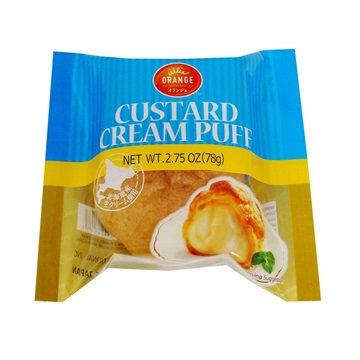Custard Cream Puff Orange  2.75oz