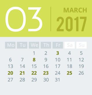 March World Sustainability Events