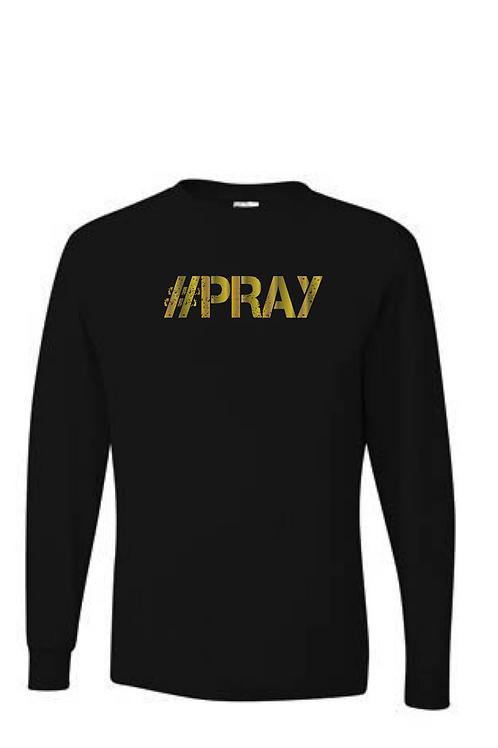 Black/Gold (Pray/Respect My Temple)