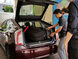 Exploring Double Bass Transport Options in Singapore