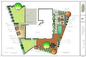 Landscape install Corte Madera