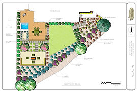 Landscape design San Rafael