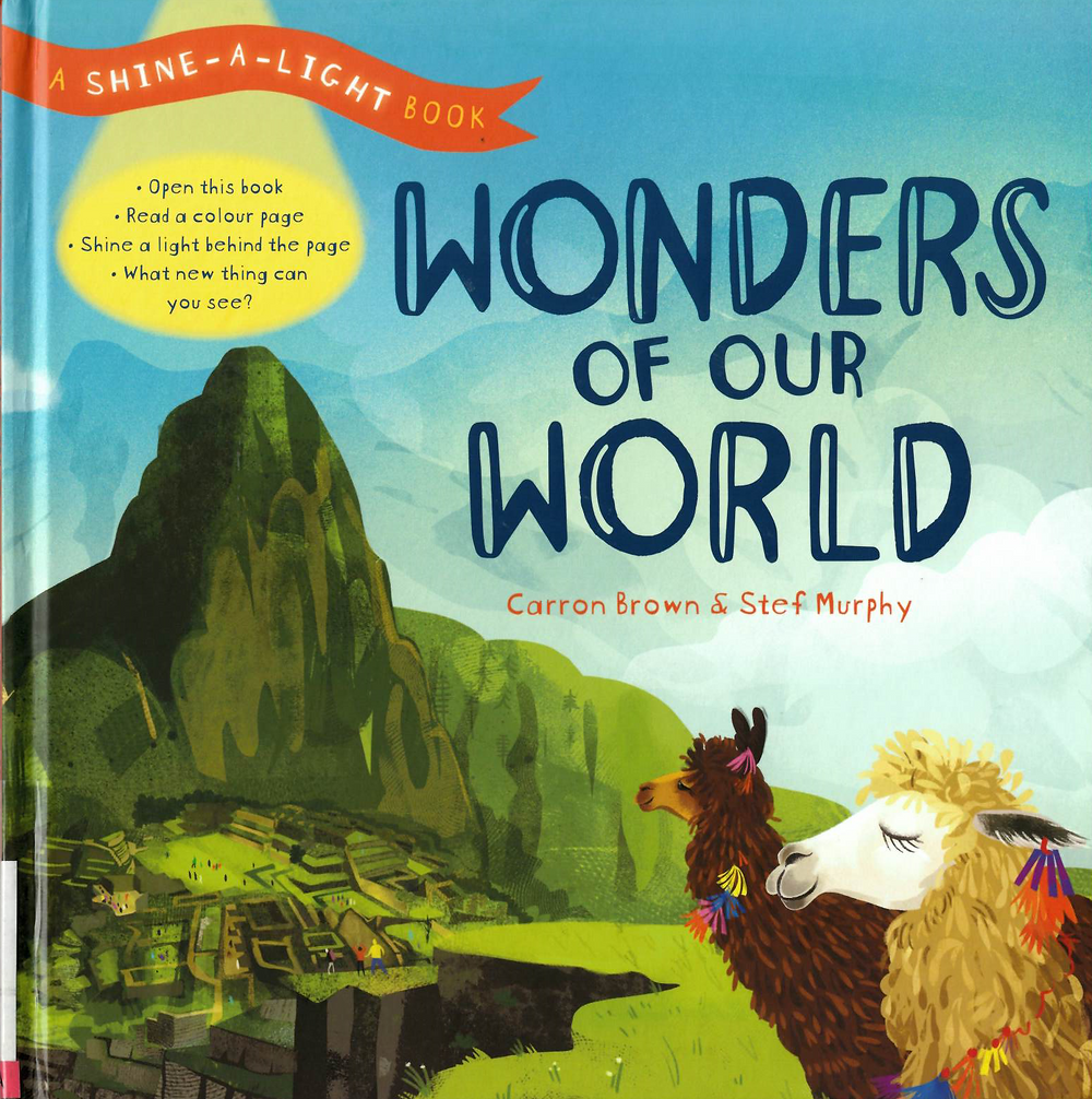 Book cover of Wonders of Our World