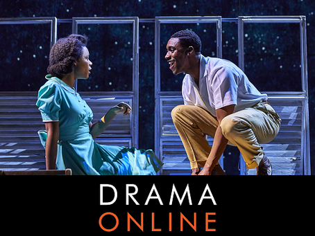 Drama Online: Where All the World's a Stage