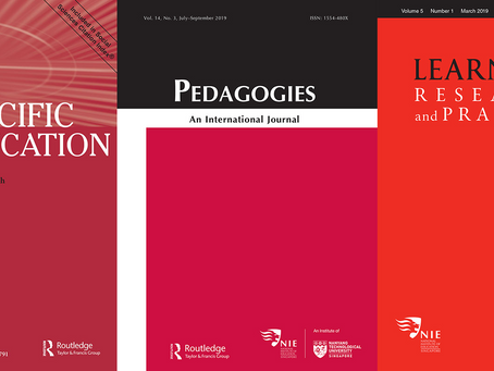 Quality Educational Journals via T&F Online