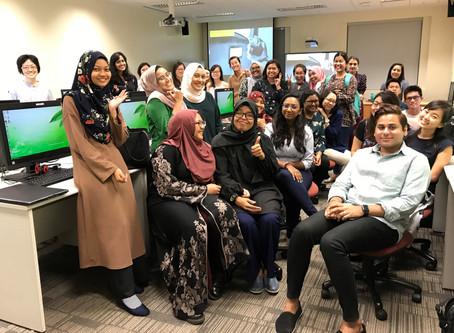 Dec 2018 PGDE Intake Attends Orientation Workshop