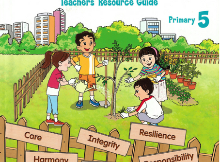 Membership Hath its Privileges: Check Out Our Teachers' Guides!