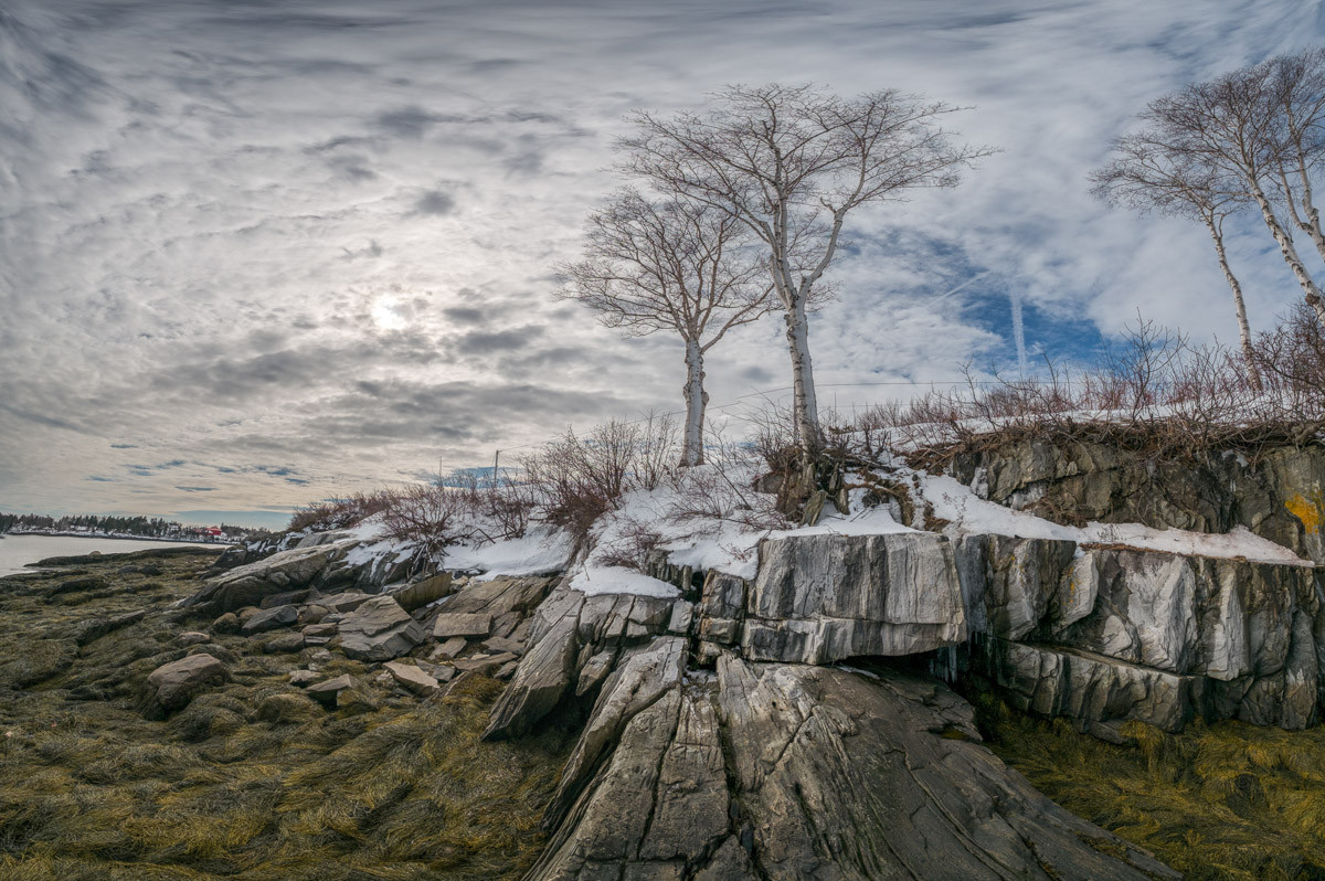Coleman Cove Rocks 20170218