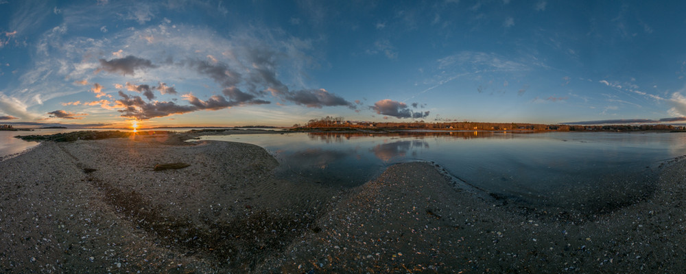 Johnson Cove Sunrise 20170113
