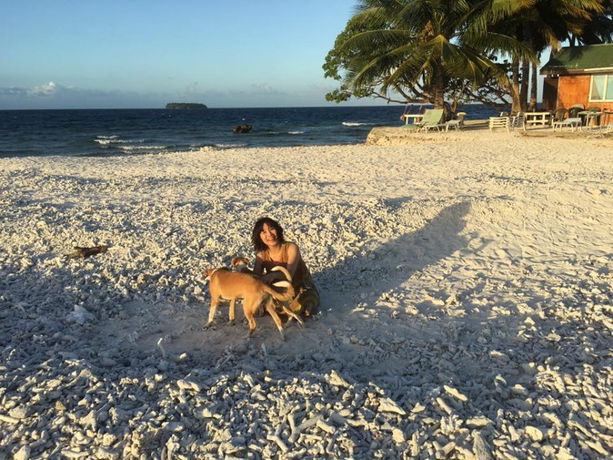 ジープ島に行ってきました!