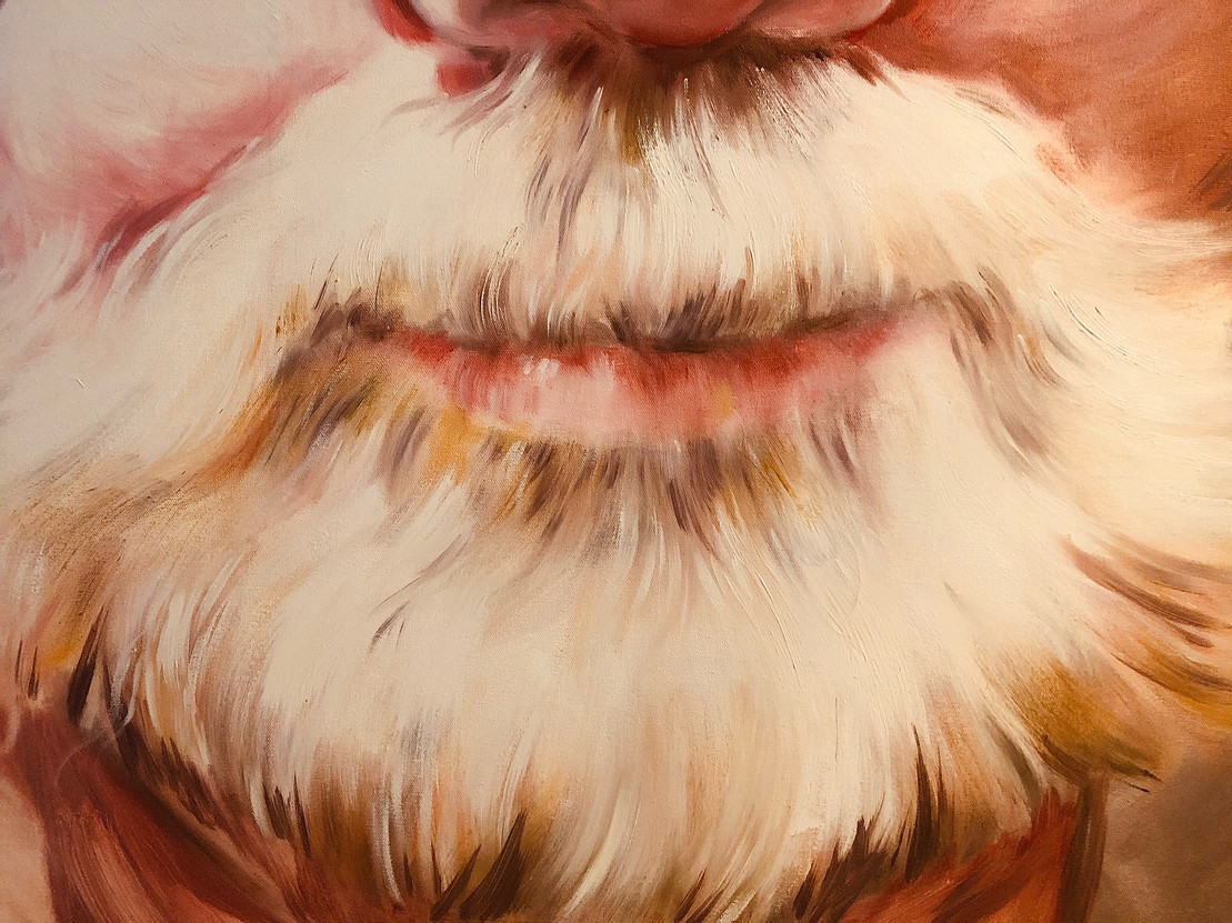 White Beard 2019 by Michael Thorn