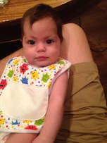 Baby R. September 25, 2015