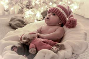 Baby G. August 12, 2017