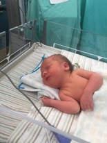 Baby C. August 20, 2015