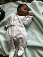 Baby E. October 21, 2016