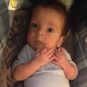 Baby B. April 21, 2015