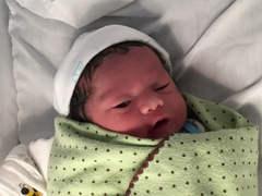 Baby S. May 8, 2015