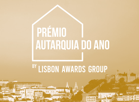 Lisbon Awards Group announces Prémio Autarquia do Ano