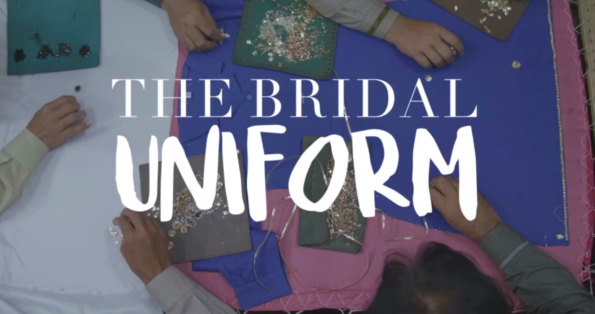 "BBDO Pakistan, ""The Bridal Uniform"""