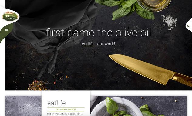 Websites | Packaged Food