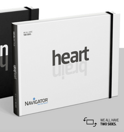 The HeartBrain Notebook by Navigator (1)