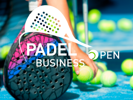 The first Padel tournament that brings together networking, management workshops and the competition