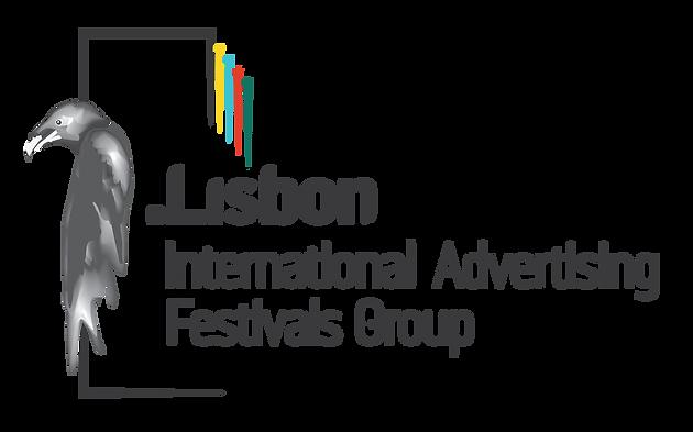 Logotipo Lisbon International Advertisin