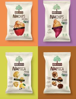 É simples, é saudável, é NU chips. (1)