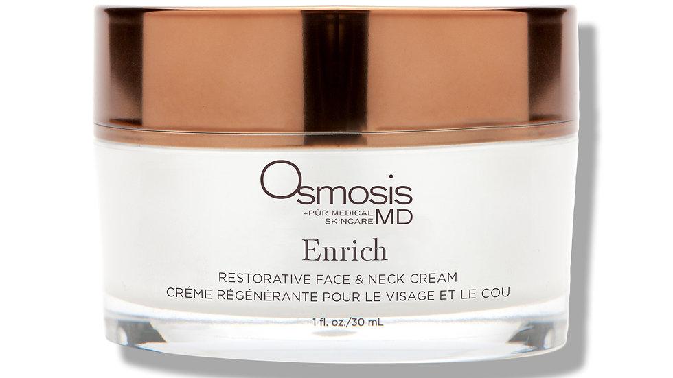 Enrich Restorative Face and Neck Cream 30ml