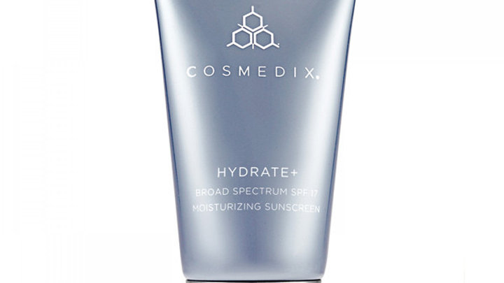 Hydrate+ Broad Spectrum SPF 17 Moisturizing Sunscreen 2oz