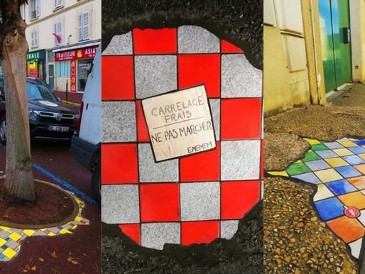 Mercredi c'est art-thérapie : le street-art qui répare