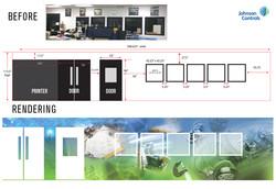 Wall Art 2D Studio-Johnson Controls