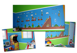 Custom Playroom