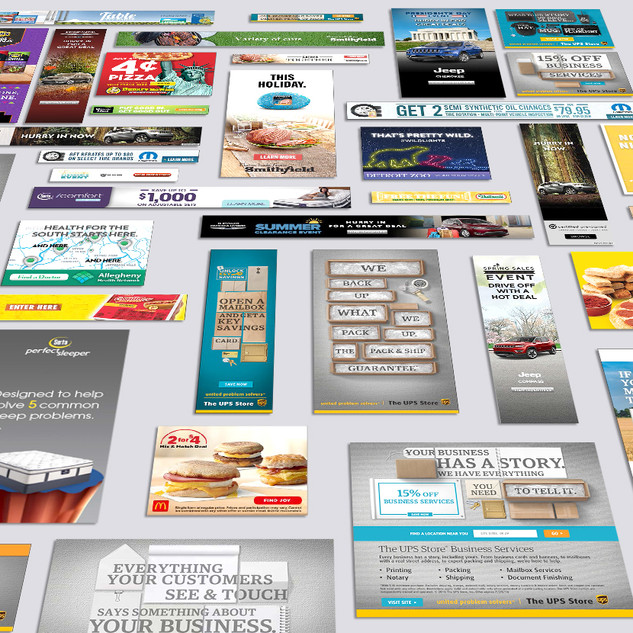 OLA Digital Banner Ads