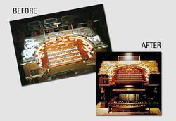Fox Theatre Wurlitzer Pipe Organ