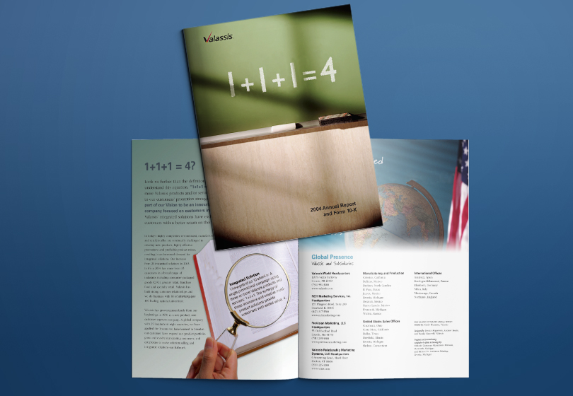 2004 Annual Report-Valassis