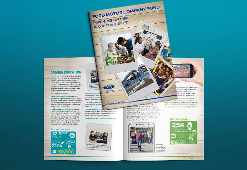 2015 Annual Report-Ford Fund