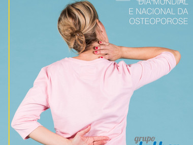 Dia Mundial de Combate à Osteoporose