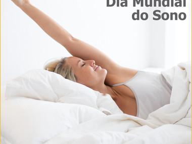 16 de março - Dia Mundial do Sono